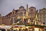 Staroměstské trhy v Praze 2017