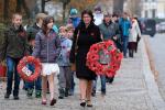 ZŠ Zborovská Turnov uctila Den válečných veteránů