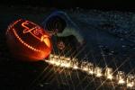 Lampionový průvod Žluté ponorky