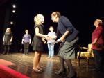 Recitátoři ze Žižkovky oslavili Měsíc poezie na Poetice