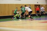 Utkání florbalového poháru TJ Turnov - FBC Liberec