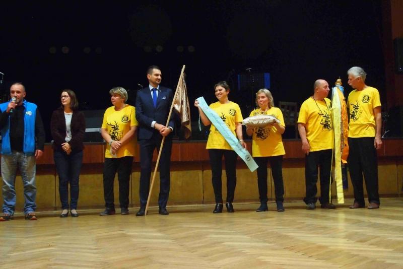 Puchýřovská zábava s předáním štafety pořádání do Olomouce