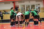Utkání 1. ligy žen ve florbale TJ Turnov - SK Bivojky Litvínov
