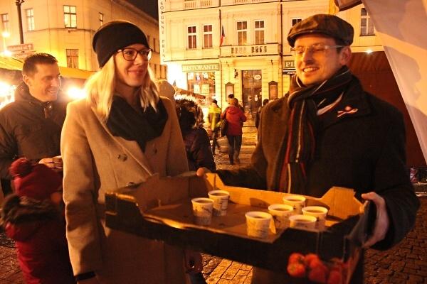 Vánoční řemeslnické trhy v Turnově 2018<br />Autor: Zdenka Štrauchová
