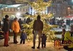 Rozsvícení vánočního stromu ve Vrchlabí 2018