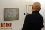 Vernisáž výstavy Reprízy Marka Vašuta v semilském muzeu