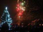 Rozsvícení vánočního stromu v Košťálově 2018