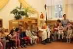 Mikulášská nadílka v mateřských školách v Turnově
