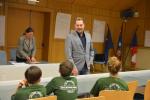 Zasedání žákovského parlamentu v Libereckém kraji