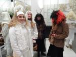 Dramaťáci ze Žižkovky opět pomohli rozsvítit turnovský vánoční strom