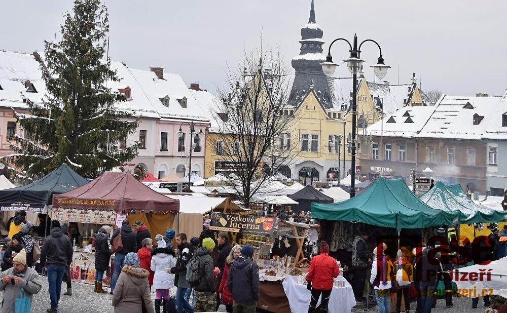 Jilemnický vánoční jarmark 2018<br />Autor: Zdeněk Horák