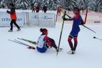Na Velké ceně Jilemnice zvítězili domácí lyžaři Votočková a Lukeš
