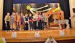 Vánoční besídka libštátské školy