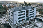Budova nové turnovské radnice zvenku