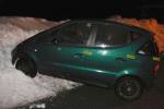 Zapadlé auto zlodějů