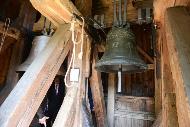 Město Lomnice nad Popelkou - zvony<br />Autor: Archiv KÚ Libereckého kraje