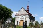 Město Lomnice nad Popelkou - hřbitov