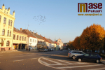 Město Lomnice nad Popelkou - náměstí