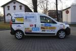 Předání sociálního automobilu pro Spolek Fokus Semily