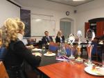 Přijetí Taneční a pohybové školy ILMA na turnovské radnici