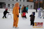 Maškarní karneval na Městském kluzišti v Semilech