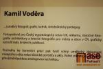 Výstava Černobílej svět fotografa Kamila Voděry