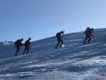 Běžkař spadl pod Malým Šišákem mezi Špindlerovou boudou a Sněžkou
