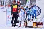 FOTO: Ve Vrchlabí se utkali mladí běžci na lyžích o tituly