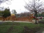 Dětské hřiště Drak v Turnově