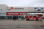 Tým HZS Libereckého kraje na vyhlášení soutěže C. D. Magirus Award