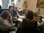 Jednání na turnovské radnici s náměstkem ministra vnitra