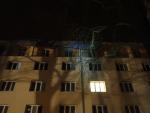 Silný vítr řádil z neděle na pondělí v Libereckém kraji