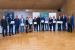 Vyhlášení 21. ročníku krajského kola soutěže Zlatý erb 2019