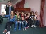 Recitátoři ze Žižkovky se připravují do krajského kola Dětské recitace