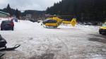 Záchranáři zasahovali na sjezdovce v Peci pod Sněžkou
