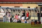 Fotbalová I.A třída, utkání SK Semily - Jiskra Mšeno B