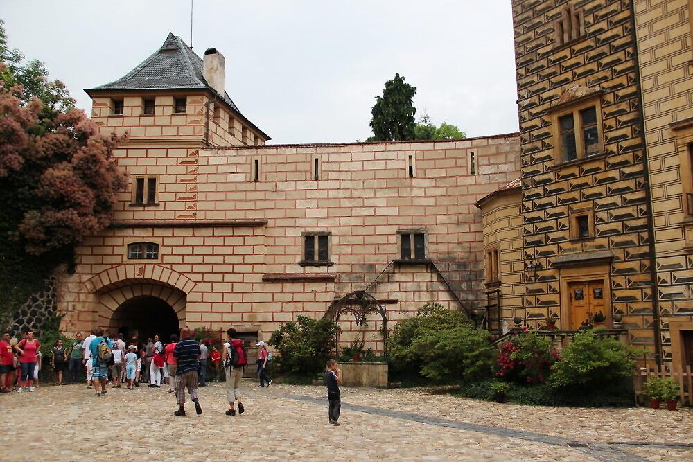 Státní hrad a zámek Frýdlant<br />Autor: Archiv NPÚ, ÚPS na Sychrově