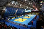 Sportovní hala v ruské Tule