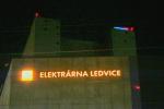 Elektrárna Ledvice - rozhledna