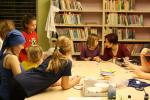 Noc s Andersenem v semilské knihovně