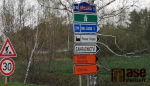 Snímky ze silnic v okolí Turnova a Svijan