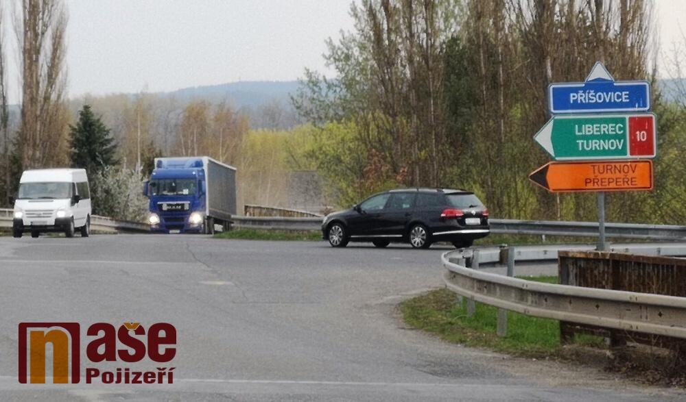 Snímky ze silnic v okolí Turnova a Svijan<br />Autor: Rudolf Kožený