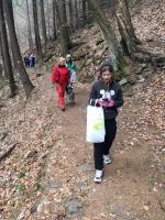 Úklid Riegrovy stezky 2019