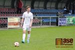 Utkání fotbalové I.A třídy SK Semily - TJ Sokol Doubí