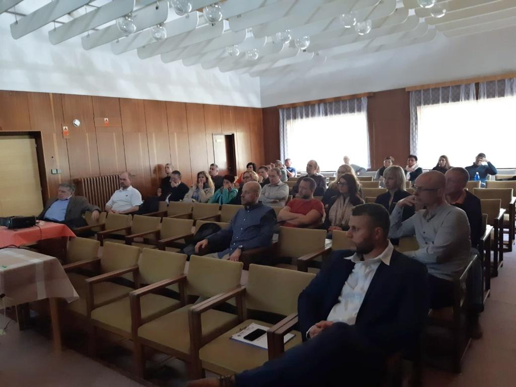 Odborná konference Dny IZS 2019