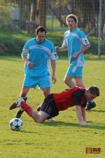 FOTO: V bláznivém utkání byl Košťálov nakonec rád za bod