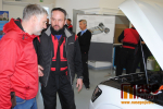 Slavnostní otevření Centra odborného vzdělávání na ISŠ Vysoké nad Jizerou