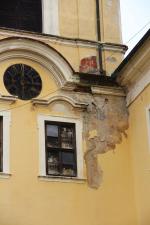 Opravy zámku Doksy