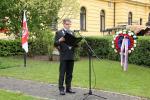 Oslavy 74. výročí konce druhé světové války v Turnově