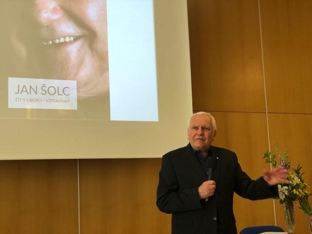 Slavnostní vyhlášení soutěže Kniha roku Libereckého kraje<br />Autor: Archiv KÚ Libereckého kraje